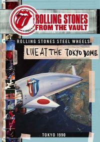 Cover The Rolling Stones - From The Vault - Live At The Tokyo Dome 1990 [DVD]